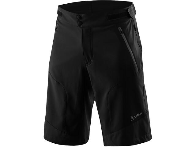 Löffler Romano ASL Bike Shorts Men black